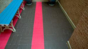 ABS Plastic Antiskid Floor