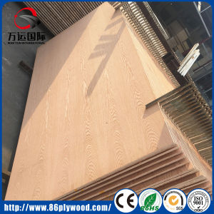 Natural Ash Fancy Plywood for Furniture Making pictures & photos