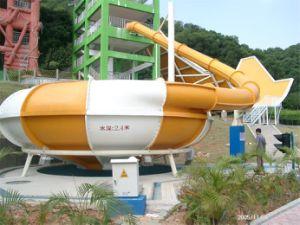 Space Bowl, Fiberglass Special Water Slide, Aqua Park Equipment pictures & photos