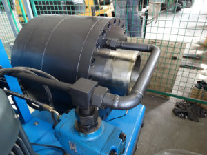 Ce Qualified Heavy Duty Hose Crimping Machine up to 6 Inch pictures & photos