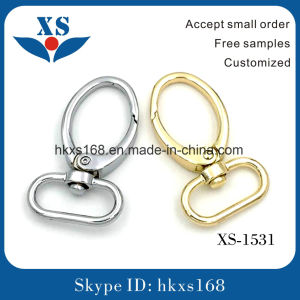 Whosale Zinc Alloy Swivel Metal Hook pictures & photos