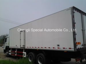 Sinotruk HOWO 6X4 371HP Refrigerated Truck Refrigerator Truck Freezer Truck pictures & photos