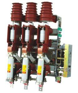 High Voltage Vacuum Load Break Switch, Fzrn25-12