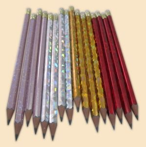 Hb Heat Transfer /Shrink Plastic Pencil