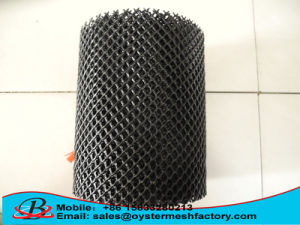 HDPE Plastic Gutter Filter Mesh pictures & photos