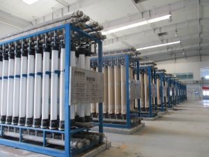 Pressurized UF Membrane Module applied in municipal water treatment pictures & photos
