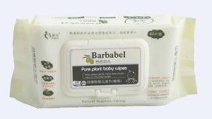 Pure Plant Baby Soft Wipes pictures & photos