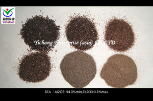 Brown Corundum for Buffing Media pictures & photos