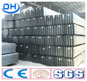 Channel Steel Building Materials Construction Tangshan Q235 pictures & photos