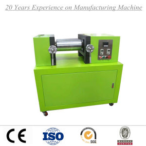 Laboratory Rubber & Plastic Open Mixing Mill Machine pictures & photos