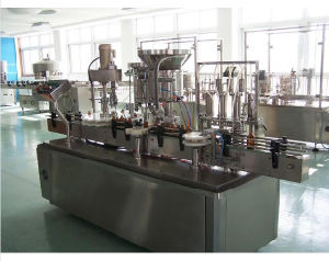 Monoblock Filling and Sealing Machine pictures & photos