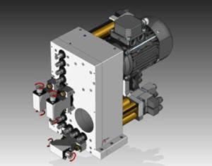 14V3h Drilling Head CNC Machine pictures & photos