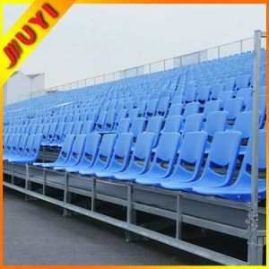 China Supplier Wholesale Steel Grandstand Sports Disassemble Tribune Basketball Bleacher pictures & photos