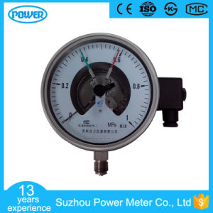 6′′ 150mm All Stainless Steel Wika Electric Contact Pressure Gauge pictures & photos