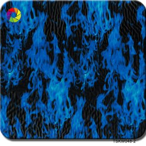 Tsautop 0.5m Tskr9010 Hydrographic Film/Water Transfer Printing Film pictures & photos