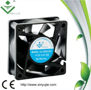 60mm 6025 60X60X25mm 12V 24V Industrial Cooling Fan pictures & photos