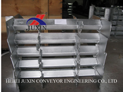 Galvanized Frame Bracket for Belt Conveyor pictures & photos