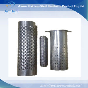 Perforated Metal Tube Made in China Factory pictures & photos