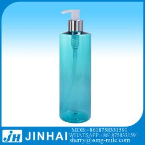 250ml, 500ml Round Hand Wash Pet Bottle Soap Dispenser Bottles pictures & photos