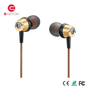 Mobile Phone Accessories Stereo Sounds Earphones with Noise Cancelling pictures & photos