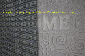 3G Embossed Door Mat with PVC Backing pictures & photos