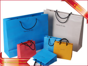 Nice Paper Bag Shopping Gift Promotion Bag pictures & photos