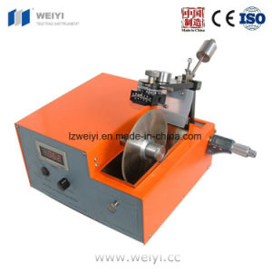 Syj-160 Low Speed Diamond Saw Sample Cutting Machine for Lab pictures & photos