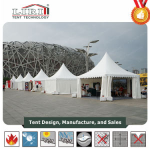 Aluminum 3X3 Meters Outdoor Summer Gazebo Tent with Sidewalls pictures & photos