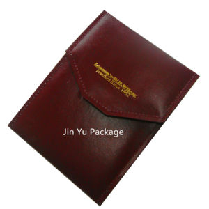 Paper Gift Jewelry Box Bag for Jewelry with Button pictures & photos