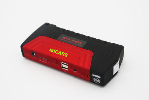 OEM Portable Car Jump Starter High Quality Mul-Tifunction Power Bank pictures & photos