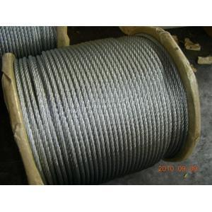 6X12+ 7FC Galv Steel Wire Rope pictures & photos