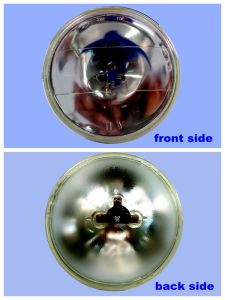 "Durable 7"" Round Sealed Beam for Truck pictures & photos"