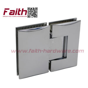 Excellent Quality Frameless Bathroom Glass Door Hinge (SHC. 90W. BR) pictures & photos