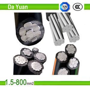 XLPE Insulated Overhead Cable ABC High Voltage Power Cable pictures & photos