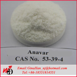 99% Oxandrolone Anavar Positive Bodybuilding Steroids for Fat Loss pictures & photos