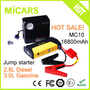 Emergency Tool Multi Function High Capacity Car Power Bank pictures & photos