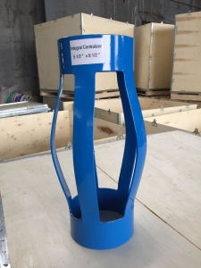 API 10d Oilwell Slip on Non Welded One Piece Spring Centralizer pictures & photos