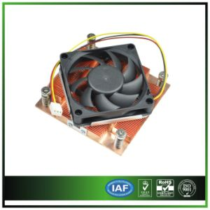Copper Heatsink with Fan for Server pictures & photos