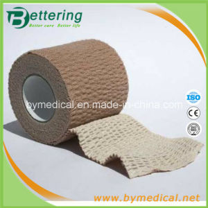 Handtear Sports Strap Tape Elastic Adhesive Bandage pictures & photos