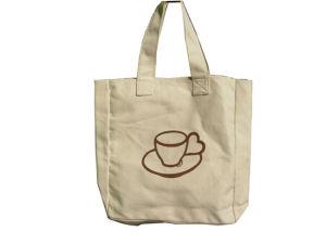 Canvas Women Handbag with Customize Logo pictures & photos