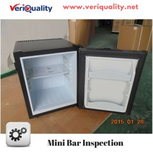 Mini Bar Quality Assurance Inspection, Quality Control Inspection pictures & photos