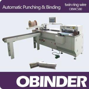 calendar punch binding machine