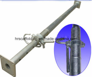 1600-3000mm Galvanized Scaffold Adjustable Steel Prop for Formwork System pictures & photos