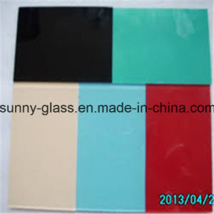 Ce&ISO Certificates Decorative Back Painted Glass Wall Panels pictures & photos