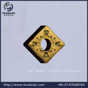 Coated Tungsten Carbide Cutting Inserts, Cemented Carbide Turnining Inserts, Cnmg pictures & photos