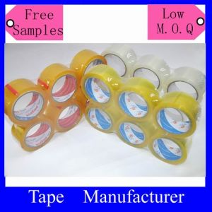 2014 Hot Sell Customers Logo Printed BOPP Packing Tapes OPP Packing Tape