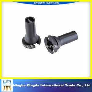 Customized Cylindrical Precision Rubber Parts pictures & photos