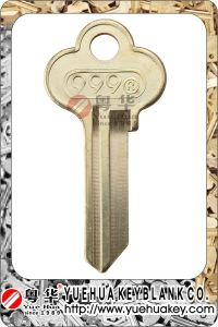 Factory Price Brass Cupronickel House Key