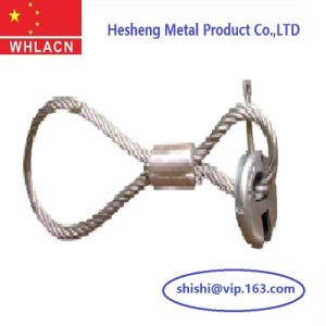 Prestressed Precast Concrete Wire Rope Lifting Ring Clutch pictures & photos