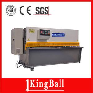 Die Cut Machine QC12y-12X2500 Manufacturer Good Quality pictures & photos